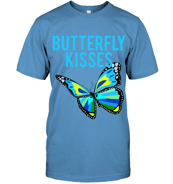 What is a Butterfly Kiss?