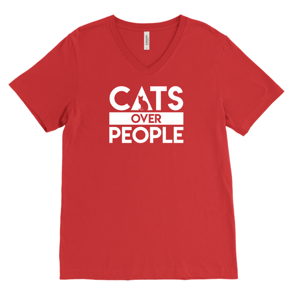 Cats Over People