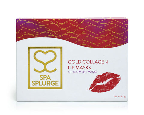Gold Collagen Lip Mask