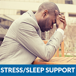 Gaspars Best Stress and Sleep Support