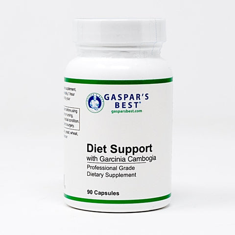 Gaspar's Best Diet Support with Garcinia Cambogia