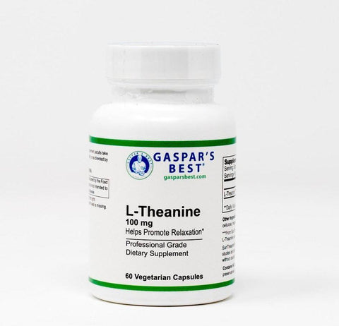 Gaspar's Best L-Theanine