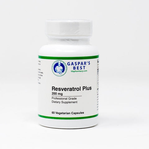 Gaspar's Best Resveratrol Plus