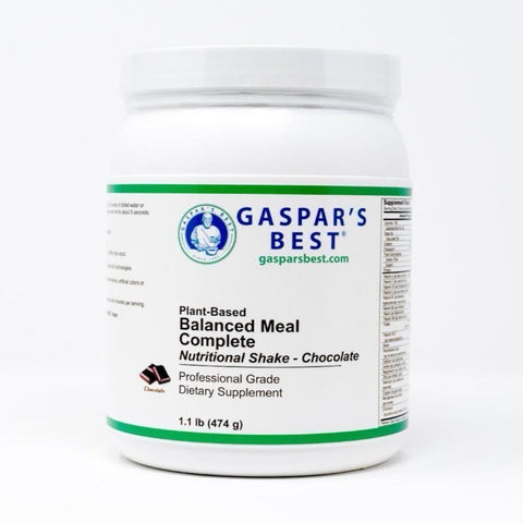 Gaspar's Best Balanced Meal Complete