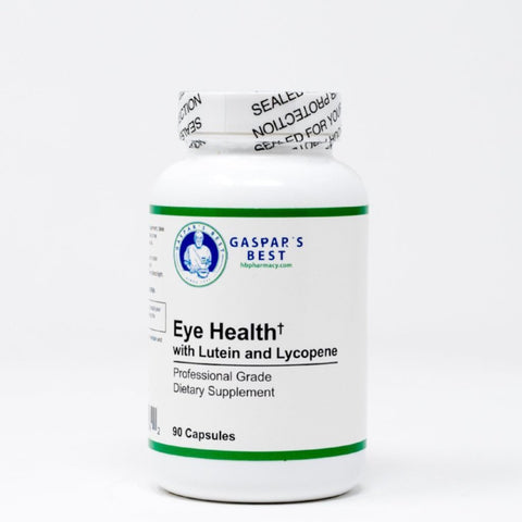 Gaspar's Best Eye Health With Lutein and Lycopene