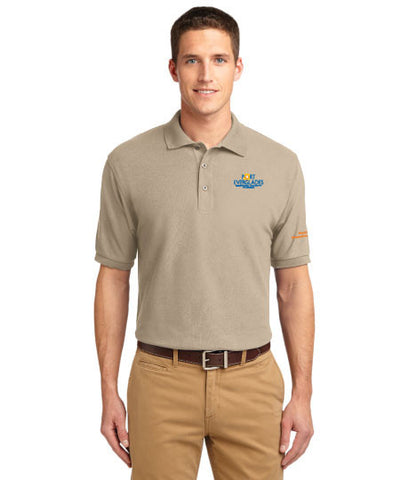 Port Authority® Mens Silk Touch™ Polo - Port Everglades