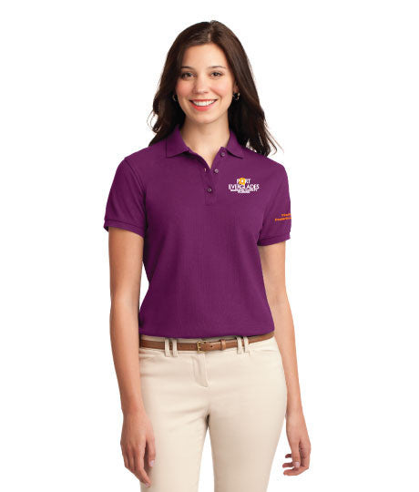 Port Authority® Ladies Silk Touch™ Polo - Port Everglades