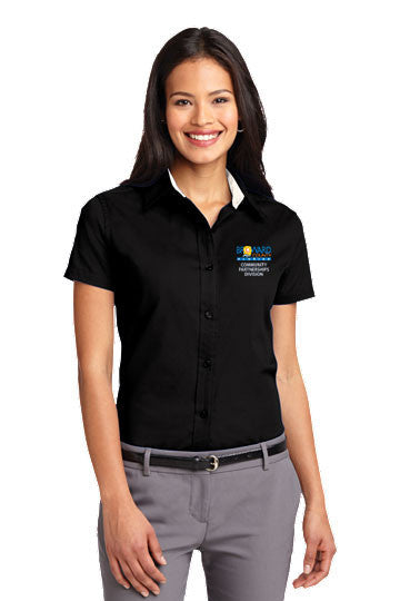 Short Sleeve Easy Care Shirt - Community Partnerships Division