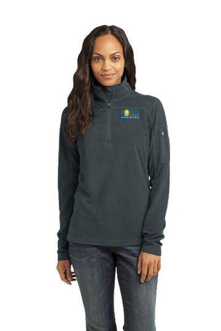 Eddie Bauer - 1/4-Zip Grid Fleece Pullover