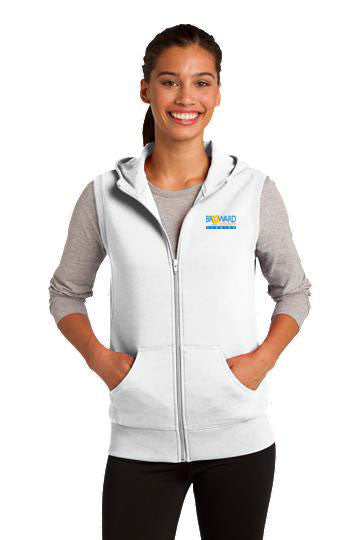 Sport-Tek - Hooded Fleece Vest