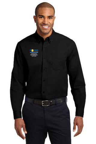 Long Sleeve Easy Care Shirt - Community Partnerships Division
