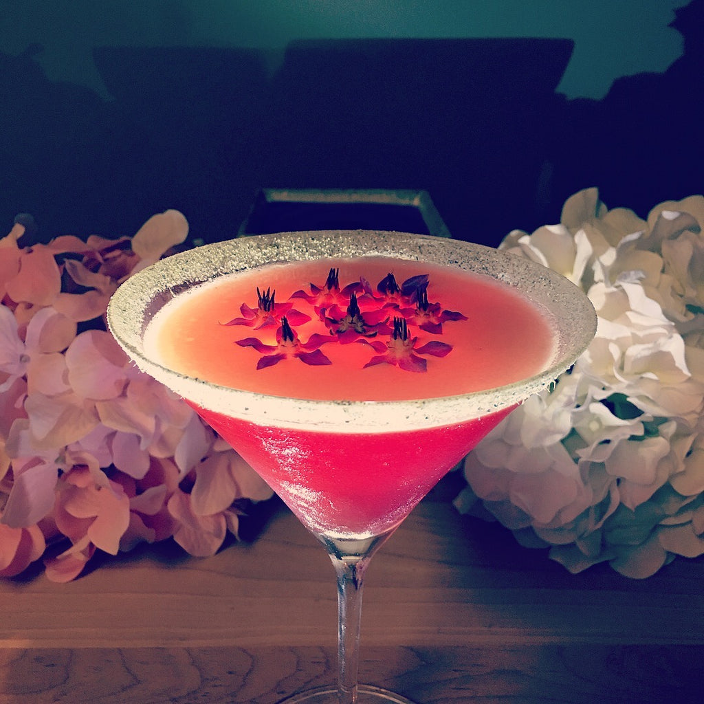 Lavender n Honey Cocktail Recipe
