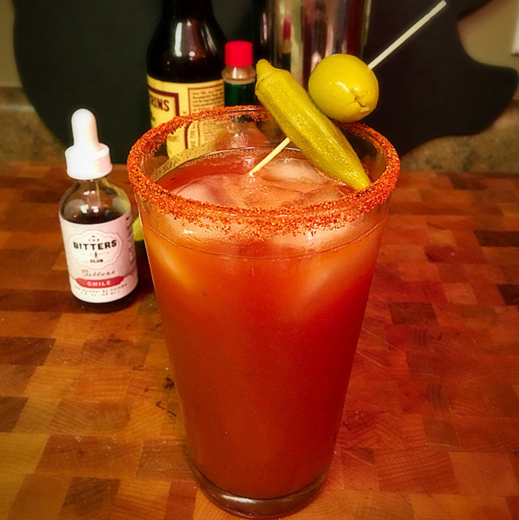 Bittered Bloody Mary