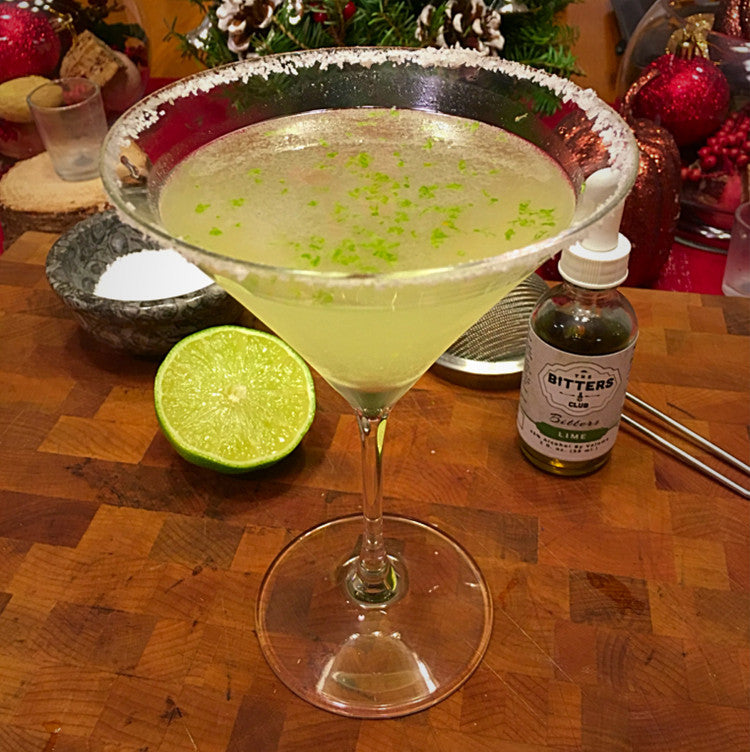 Lime Bittered Margarita