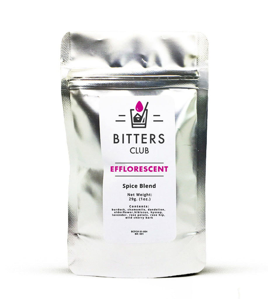 Efflorescent Bitters Spice Blend - The Bitters Club