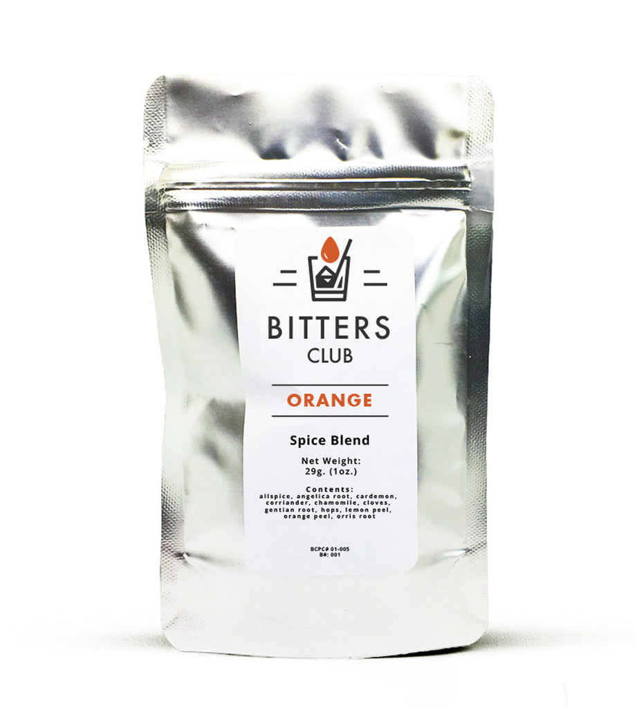 Orange Bitters Spice Blend - The Bitters Club