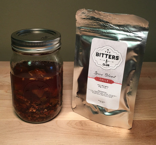 Chile Bitters Spice Blend - The Bitters Club