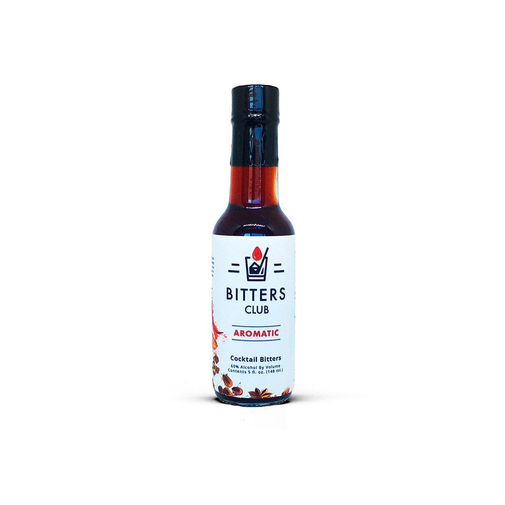 Robust and Flavourful Aromatic Bitters
