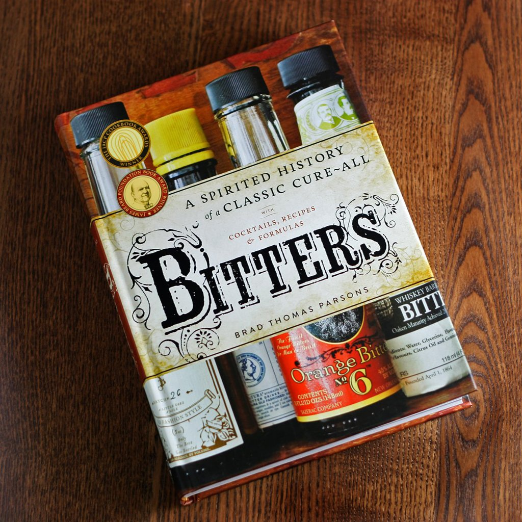 DIY Bitters BOOK LIST