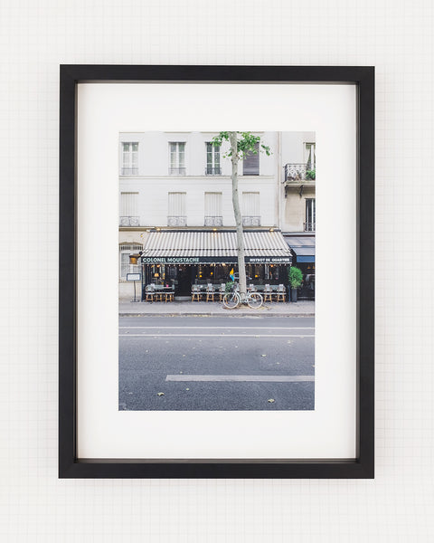 Paris Gourmand • Art Print