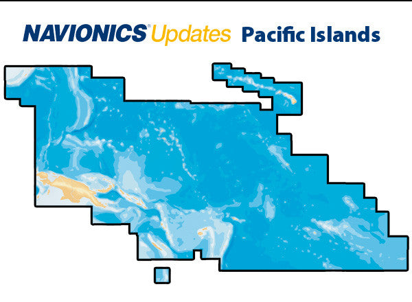 Navionics Updates Pacific Islands