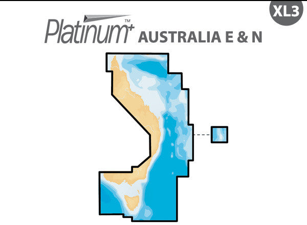 Platinum+ XL3 Australia E and N