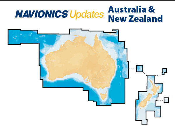Navionics Updates Australia and New Zealand