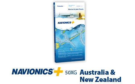 Navionics Plus Australia and New Zealand