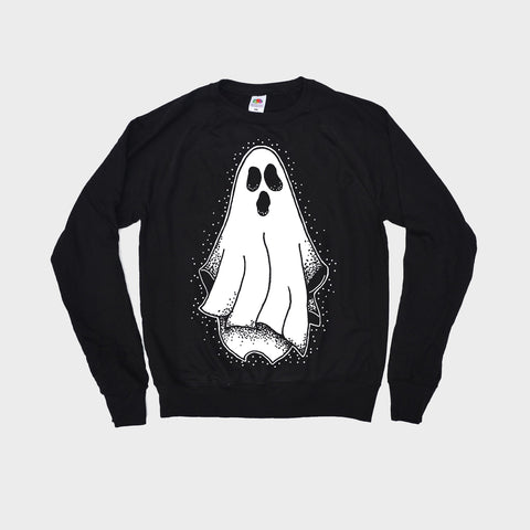 Spooky Ghost Sweatshirt