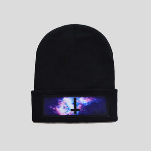 Cosmic Cross Space Beanie