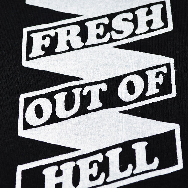 Fresh Out Of Hell T-shirt