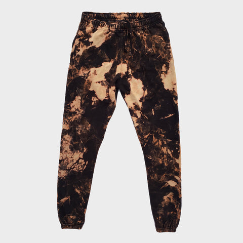 Plain Acid Burned Tie Dye Jogging Pants (Joggers)