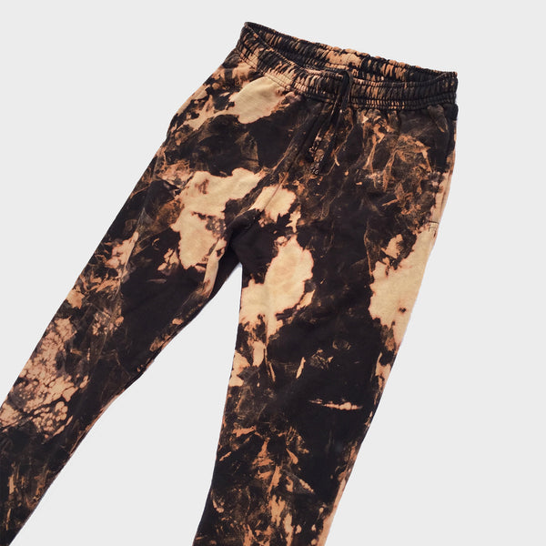Acid Burned Tie Dye Jogging Pants (Joggers)