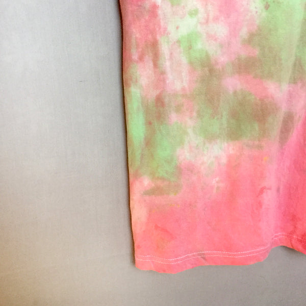 Sick Red/Green Tie Dye T-shirt