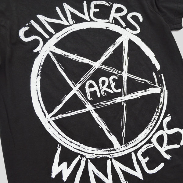 Sinners Are Winners T-shirt