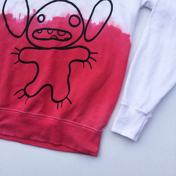 Badness Level Lilo & Stitch Sweatshirt