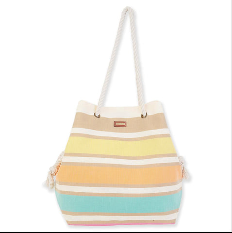 Color Line Hand Bag