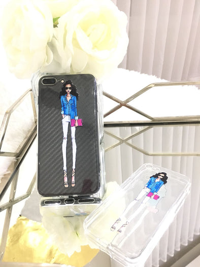 Girl Iphone Cover