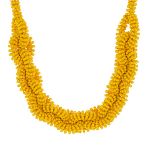 Necklace Mustard