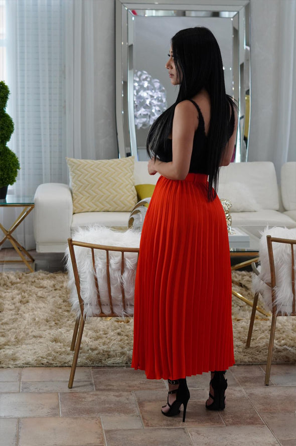 Long Perfect Skirt