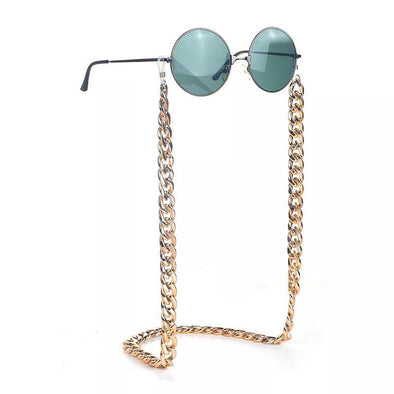 GOLD CHAIN SUNGLASS