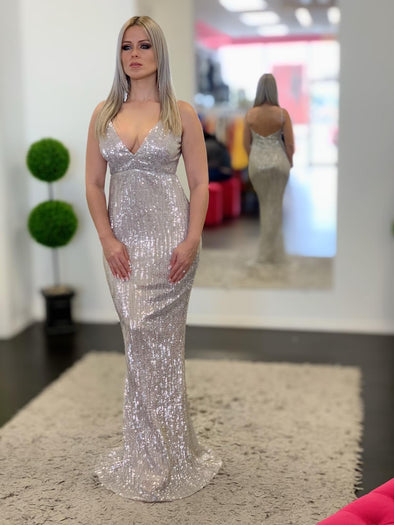 MERMAID MAXI NUDE