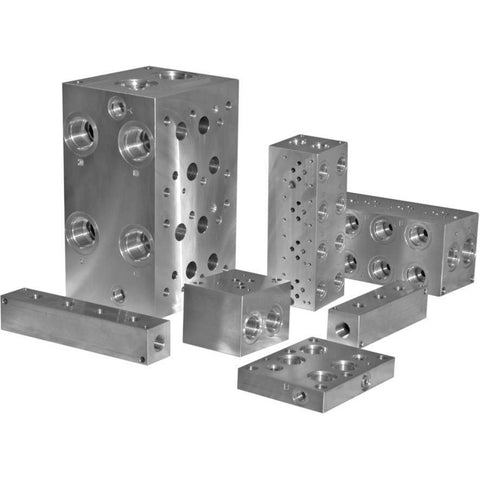 Hydraulic & Electric Products - Manifolds