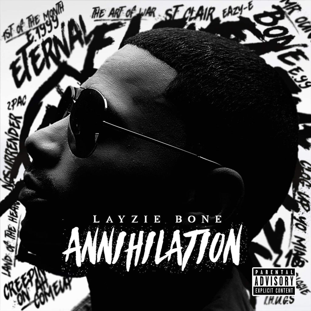 Layzie Bone Annihilation EPFor Sale  - Migos Diss Tracks Bone Thugs n Harmony