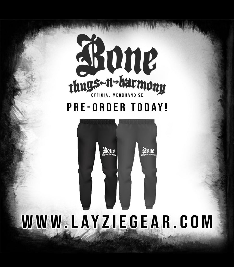 Bone Thugs-n-Harmony Joggers (Black)