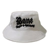 Bone Thugs n Harmony White Bucket Hat - LayzieGear.com
