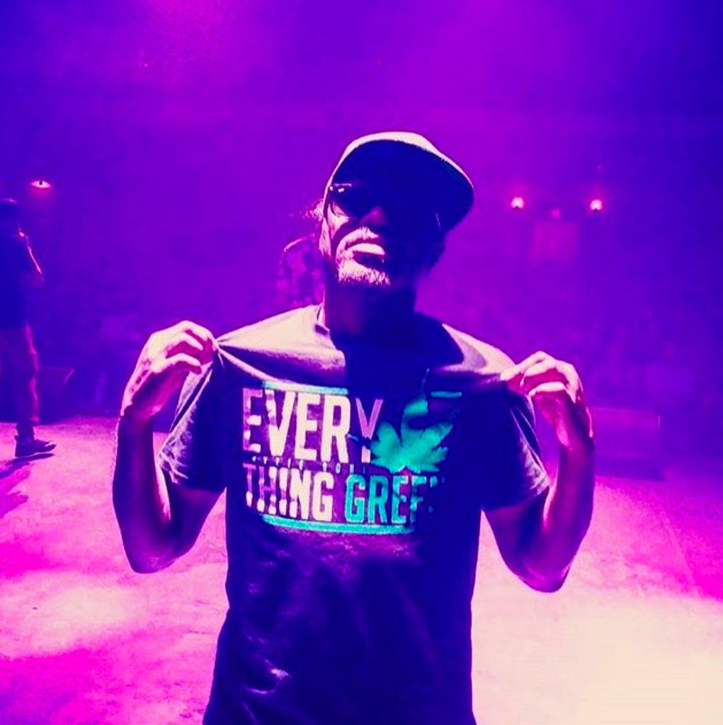 Everything Green Layzie Gear T-Shirt - LayzieGear.com