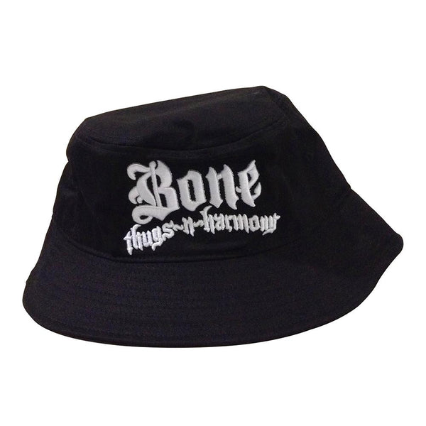 Bone Thugs n Harmony Black Bucket Hat - LayzieGear.com