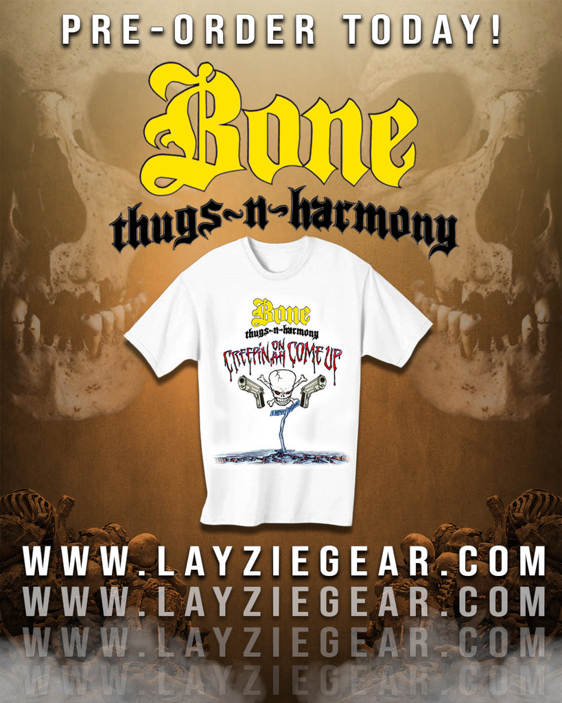 Bone Thugs-n-Harmony Creepin On Ah Come Up Limited Edition PT. 2