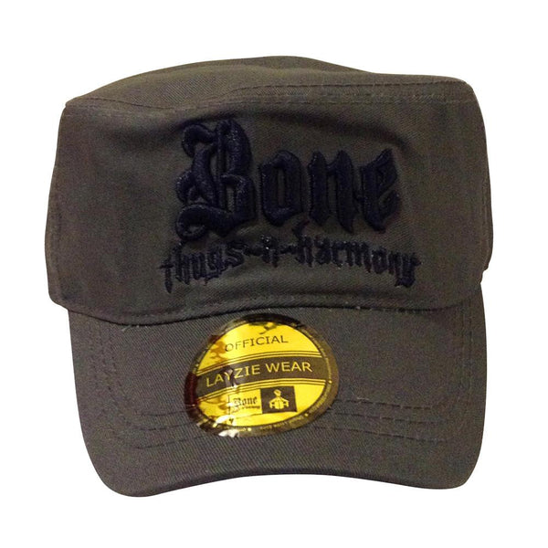 Military Green Bone Thugs n Harmony Hat - LayzieGear.com